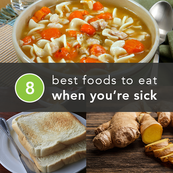 Foods You Should Eat, When Sick with Flu1