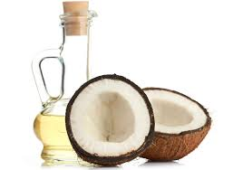 coconut oil for healthy skin and hair