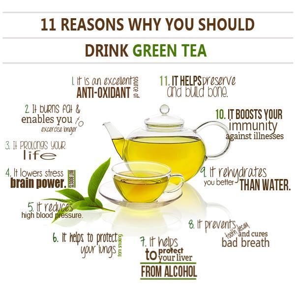 green tea benefits1