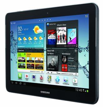 Samsung galaxy tab 2 10.1 spec