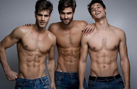 ซิกแพค ผู้ชาย men six pack