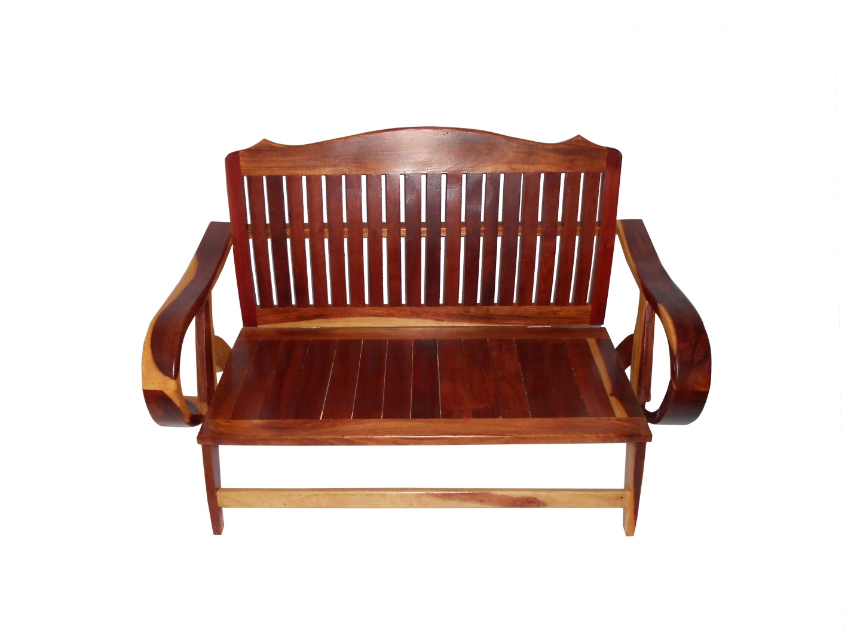 เก้าอี้แขนโค้ง