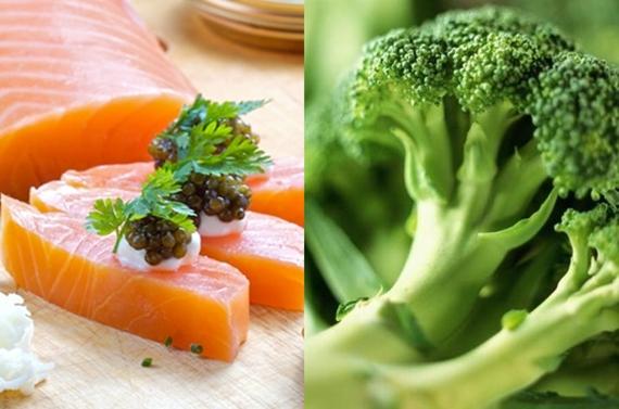 Fish & Broccoli