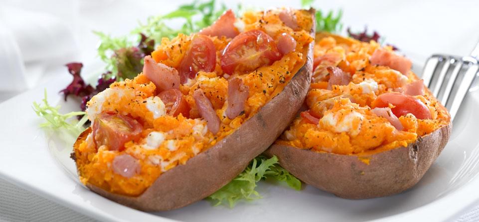 philadelphia baked sweet potatoes