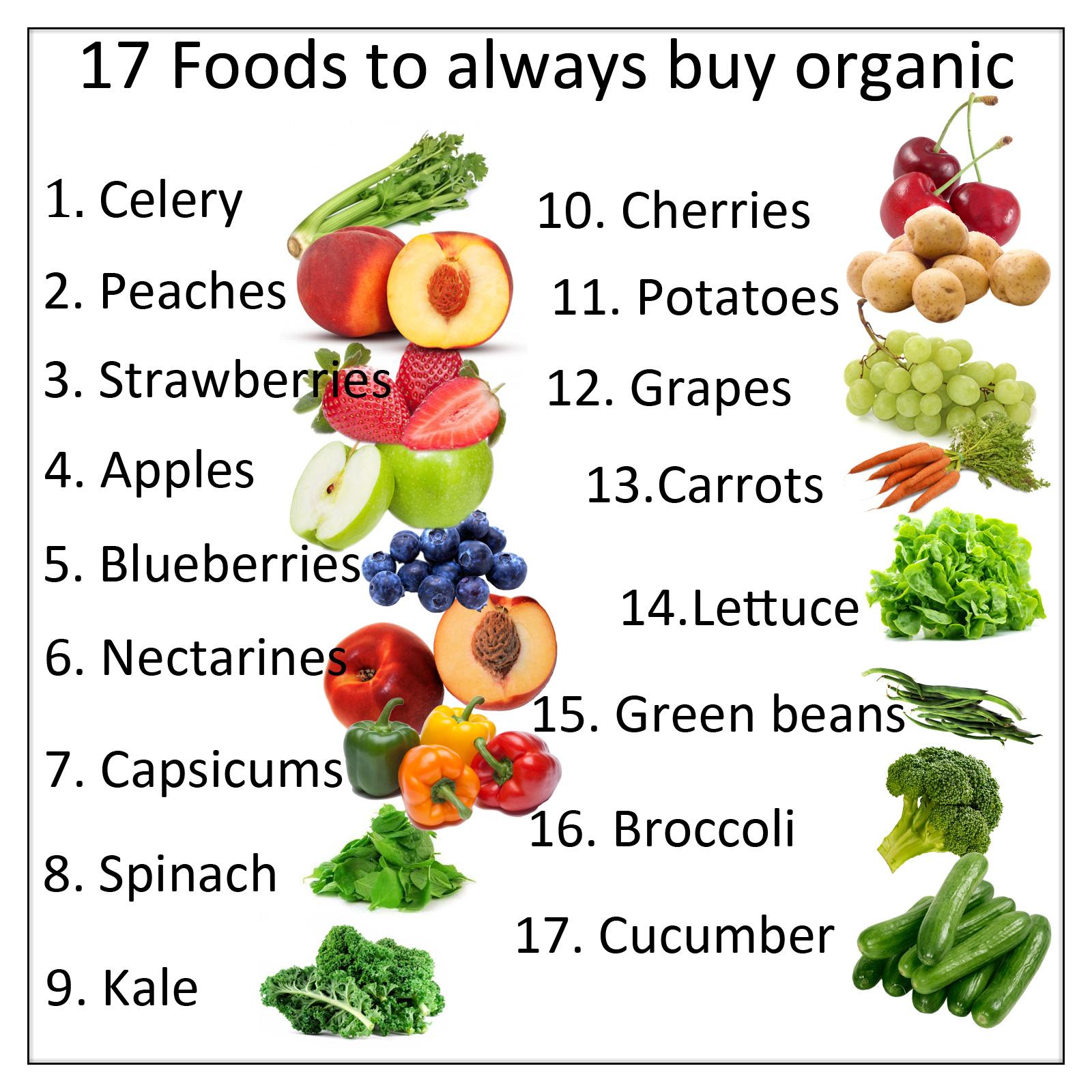 Organic Food Forum