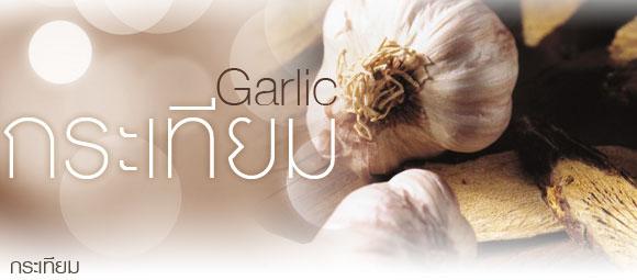 กระเทียม Garlic board.postjung.com