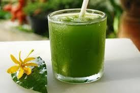 Thai Herbal Juice น้ำใบย่านาง