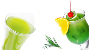 Thai Herbal Juice น้ำใบเตย