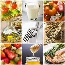 การรับประทานอาหาร การออกกำลังกาย
