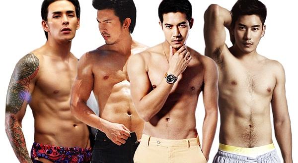 six pack ดาราชายไทย 5