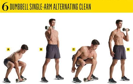6_single_dumbbell_clean