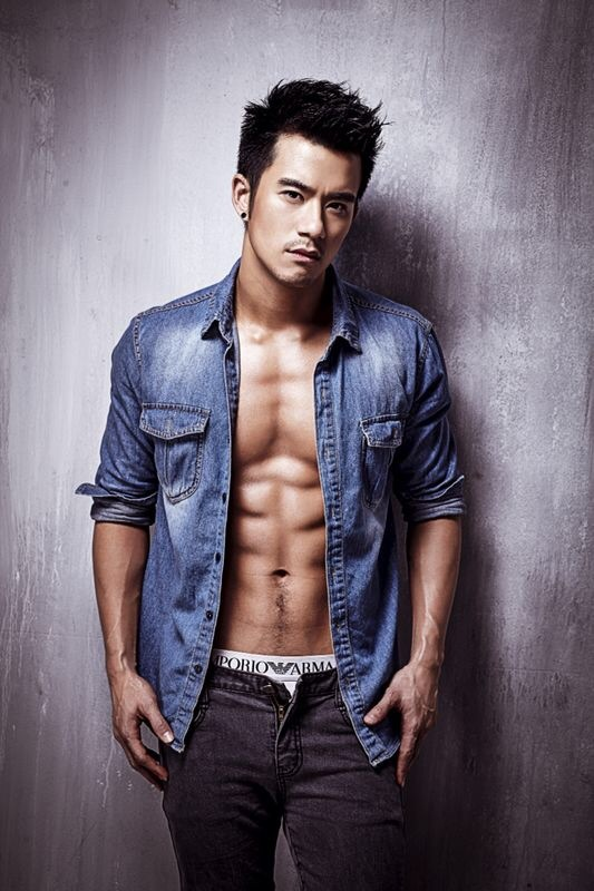Asian Men Hot