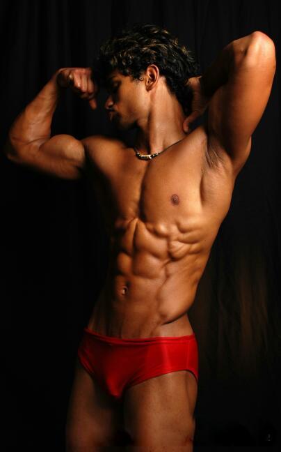 Hot Indian Men Model 5