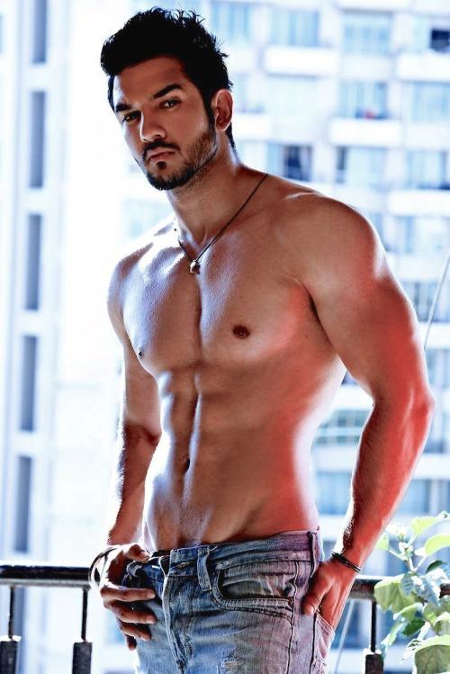 Hot Indian Men Model 8