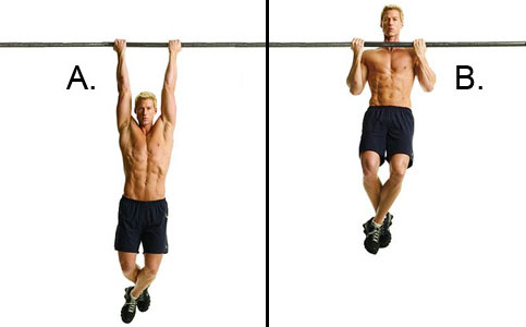 chin-up-exercise