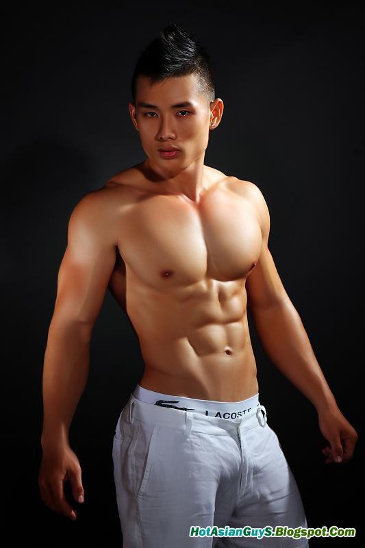 Men Model Viet Nam 6