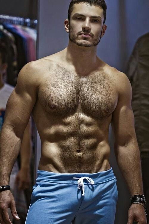 Sexy Guy Abs 3