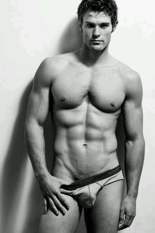 Sexy Guy Abs 6