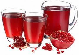pomegranate juice 1