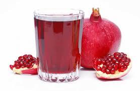 pomegranate juice 2