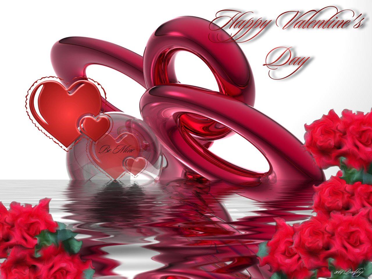 valentine's roses 5