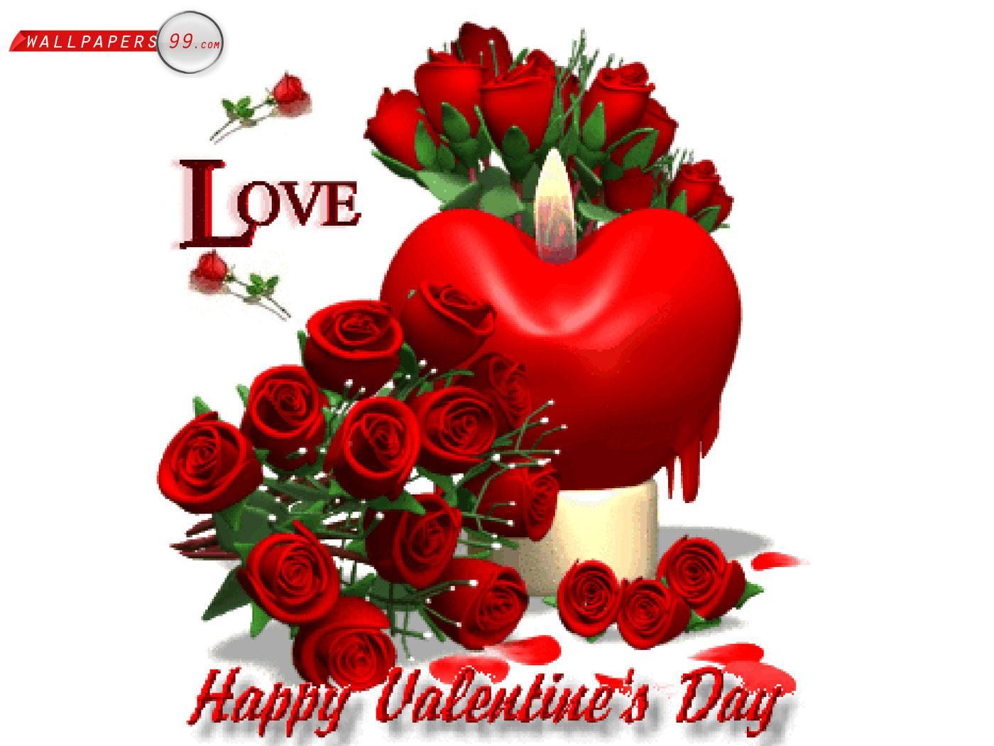 valentine's roses 6
