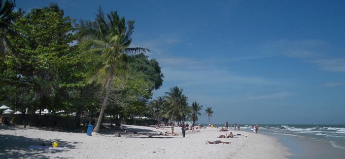 Hua Hin Beach, Hua Hin