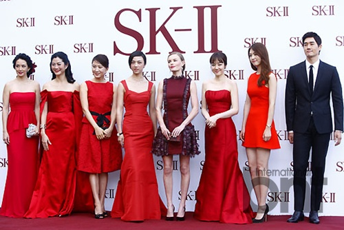 SK II Promotion Event