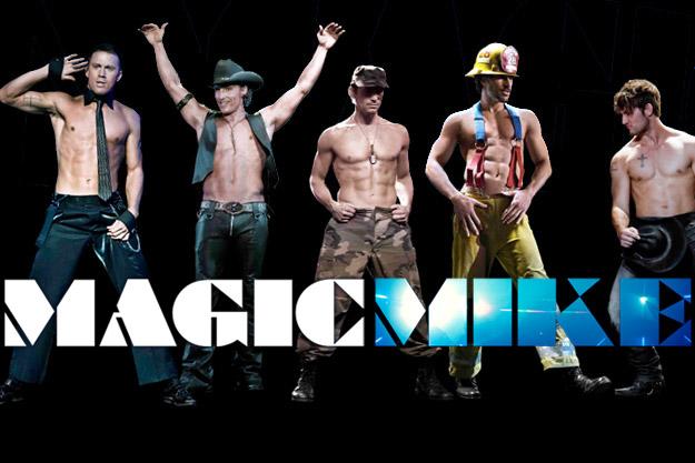ซิกแพคฝรั่ง Magic Mike Movie