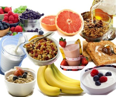 ซีเรียล อาหารเช้า1