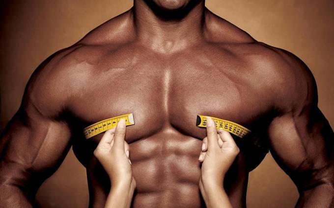 วิธีสร้างกล้ามเนื้อหน้าอก สำหรับผู้ชาย3