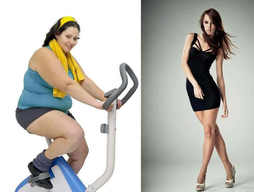 6 วิธี ลดน้ำหนักแบบเร่งด่วน 1