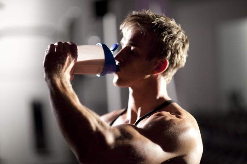 การเลือกกินเวย์โปรตีน