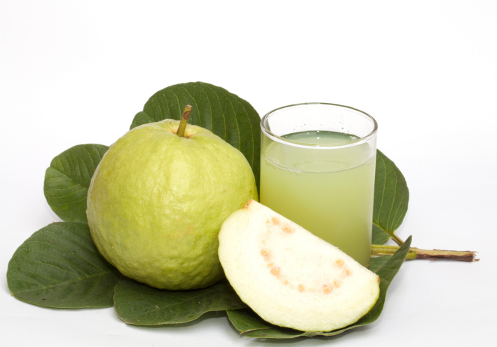 Guava isolated
