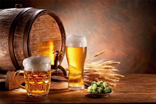 ดื่มเบียร์