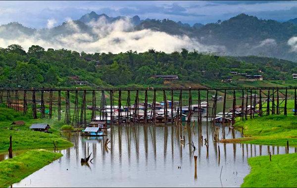kanjanaburi travel in thailand