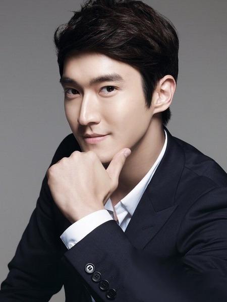 siwon handsome man