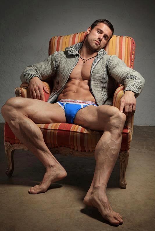 mexican gay Nude man