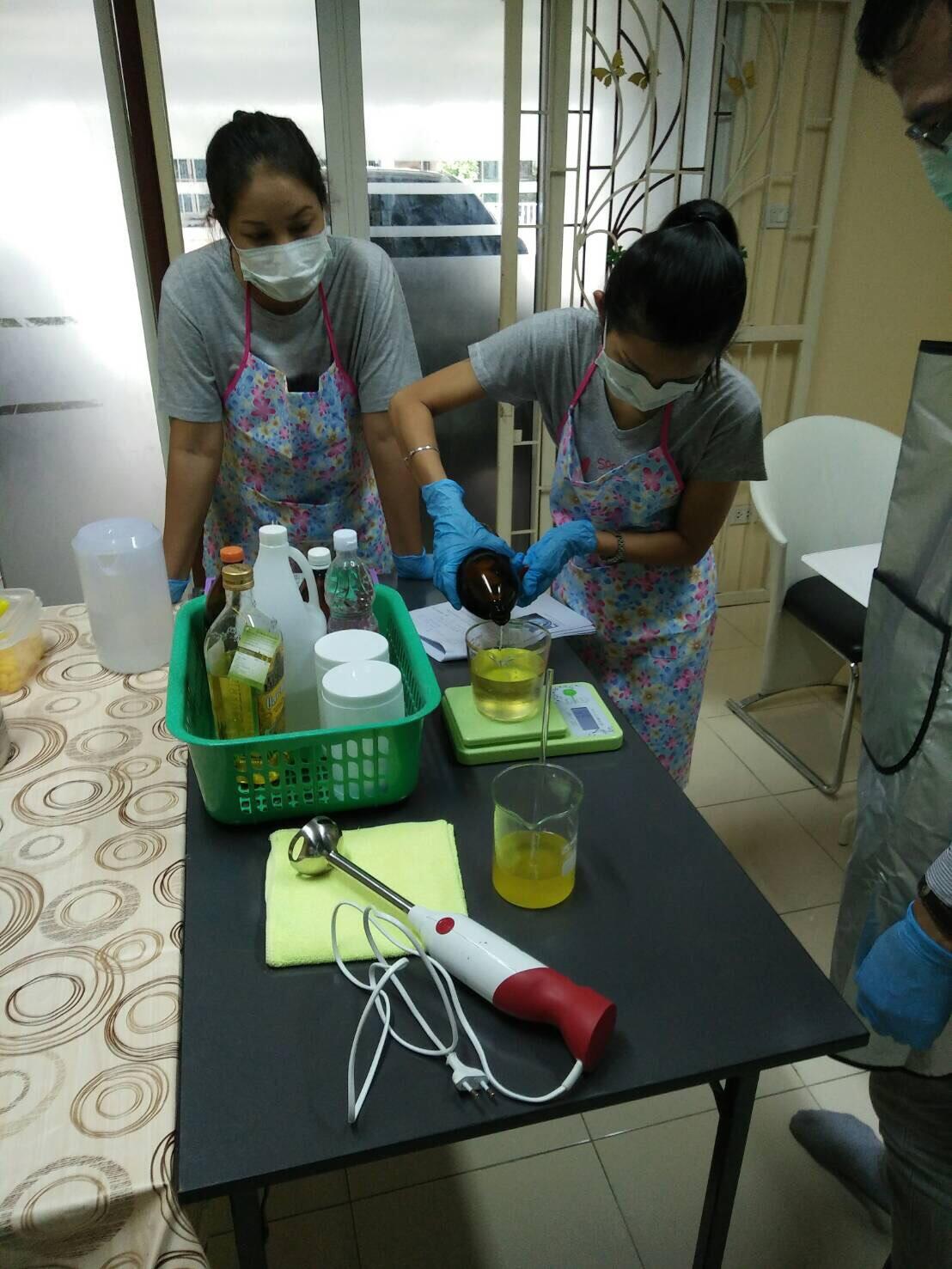 soap maker วิธีทำสบู่ สอนทำสบู่3