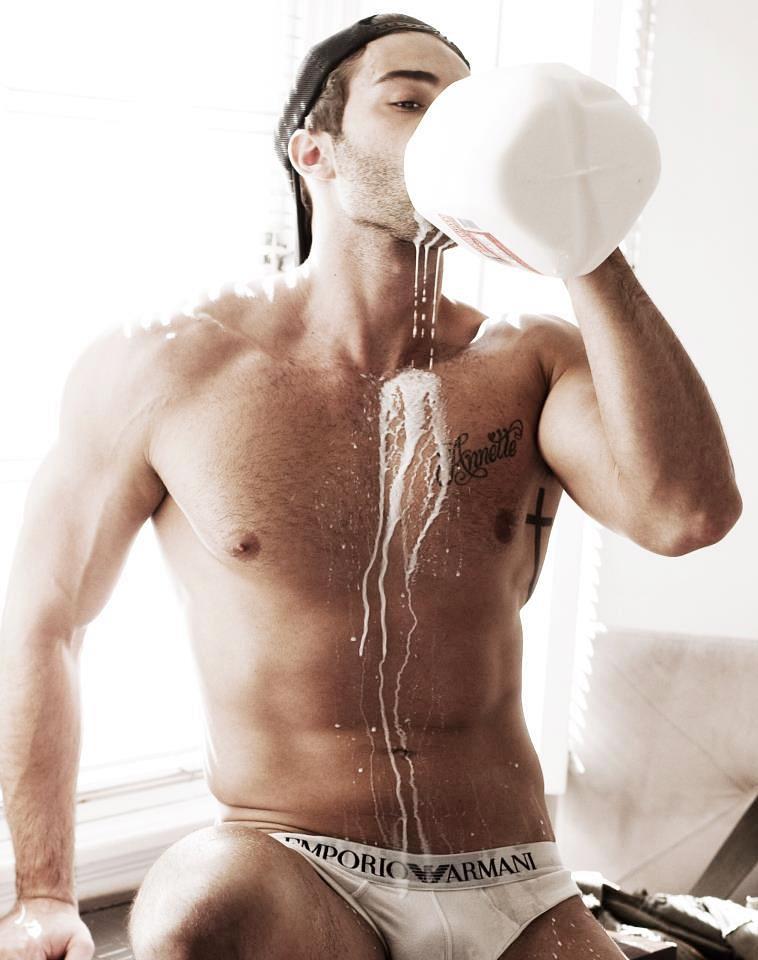 Milkman Nudes